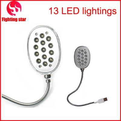 USB-світлодіодний світильник