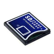 SD SDXC - CompactFlash CF Type II адаптер