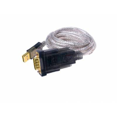 Премиум кабель-контроллер USB-RS232 DB9 PL2303RA