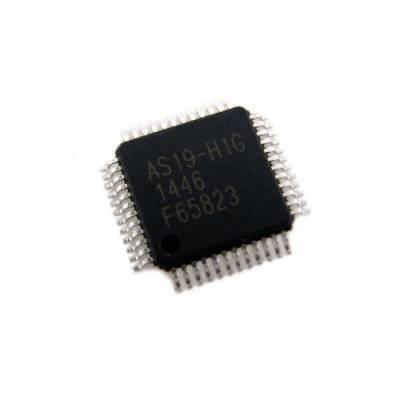 Чип AS19-H1G AS19-HG QFP48, гамма-корректор