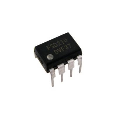 Чип FSD210, ШИМ-контроллер DIP7