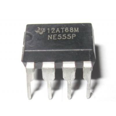 Чип NE555P NE555 DIP8, таймер