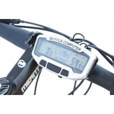 Велокомпьютер, одометр, спидометр, 28 функций, SD-558
