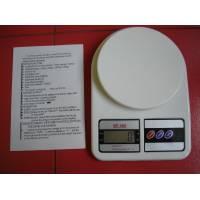 Электронные кухонные весы 7 кг, точность 1 г, SF-400