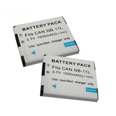Батарея Canon NB-11L NB11L A2300 A2400 A3400 A4000