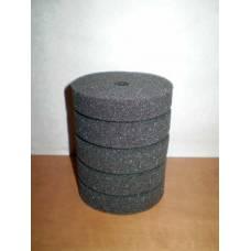 Фильтр -губка серая мелкопористая круглая  d8х10см