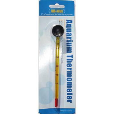 Термометр SunSun HJS-305C, тонкий, з присоскою