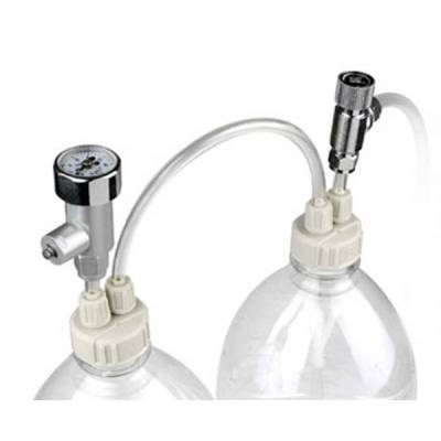 DIY CO2 Reactor Pro d-301. Система подачи СО2 в аквариум.