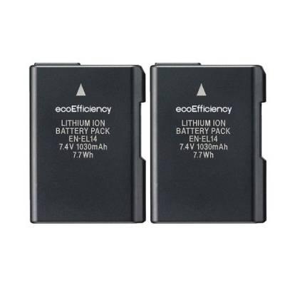 Батарея Nikon EN-EL14 ENEL14 D3100 D5100 P7100