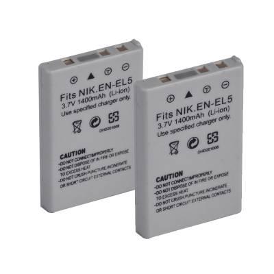 Батарея Nikon EN-EL5 ENEL5 Coolpix S10 5200