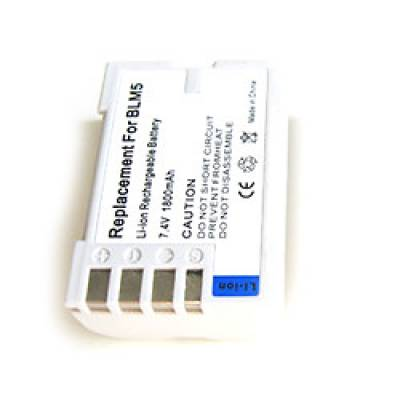 Батарея Olympus BLM-5 BLM5 E-3 E-5 E-30