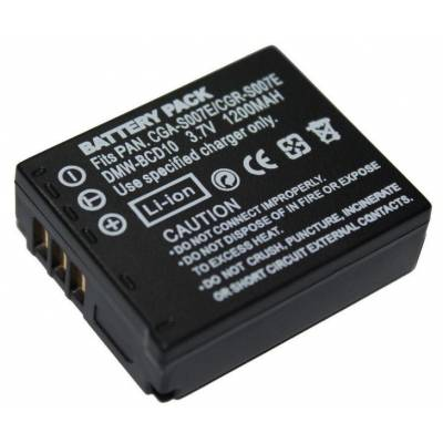 Батарея Panasonic CGA-S007 Lumix DMC-TZ1