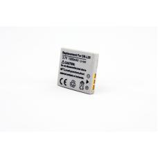Батарея Sanyo DB-L20 DBL20 DMX-C4 VPC-E7 VPC-CA8