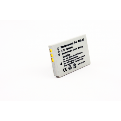 Батарея Sanyo DB-L40 DBL40 VPC-HD1 DMX-HD800 HD700