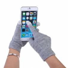 Перчатки для сенсорных экранов, унисекс