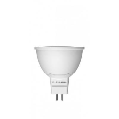 EUROLAMP LED Лампа ЭКО серия D SMD MR16 5W GU5.3 3000K