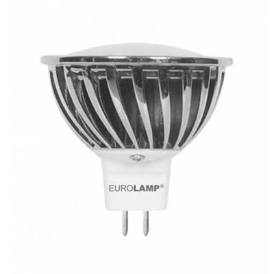 EUROLAMP LED Лампа ЭКО серия D SMD MR16 7W GU5.3 3000K