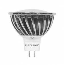 EUROLAMP LED Лампа ЕКО серія D SMD MR16 7W GU5.3 4000K