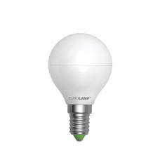 EUROLAMP LED Лампа ЕКО серія D G45 5W E14 3000K