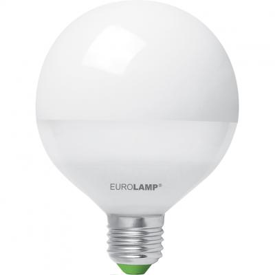 EUROLAMP LED Лампа ЭКО серия D G95 15W E27 3000K