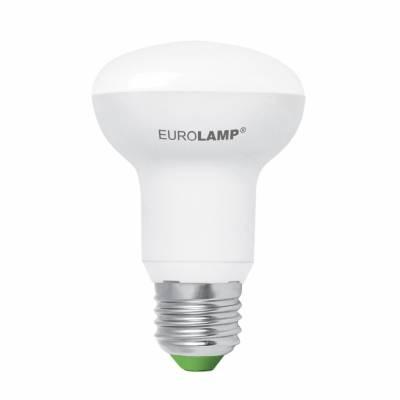 EUROLAMP LED Лампа ЭКО серия D R63 9W E27 4000K