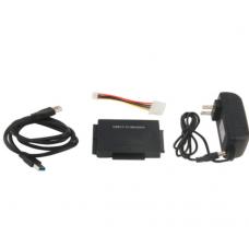Переходник USB 3.0 to SATA, IDE 2.5, 3.5 конвертер с OTB