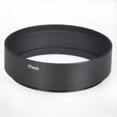 Бленда металлическая 77 мм, Canon Nikon Pentax
