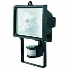 EUROELECTRIC Прожектор с датчиком движения 180°, 4-9 м, IP64