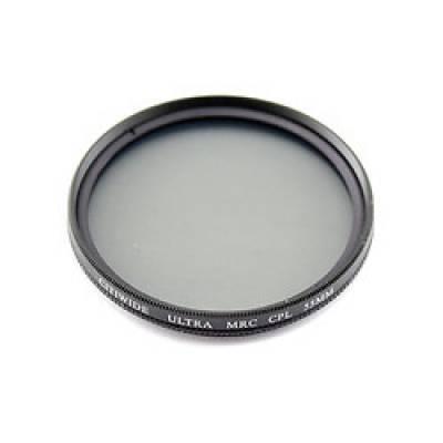 Поляризационный MRC CPL фильтр 55 мм CITIWIDE