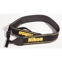 Качественный нашейный, наплечный ремень Nikon