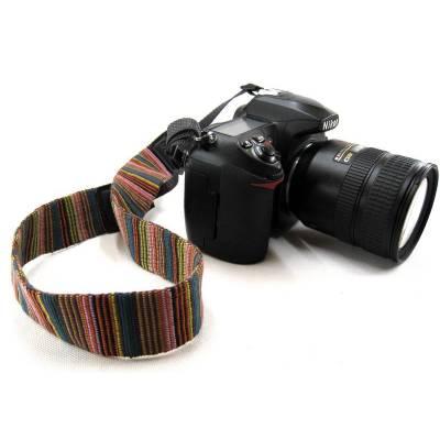 Стильный ретро нашейный, наплечный ремень камеры