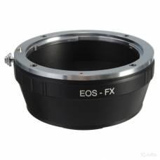 Адаптер перехідник Canon EOS - Fujifilm X FX Ulata