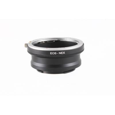 Адаптер переходник Canon EOS - Sony NEX E, кольцо Ulata