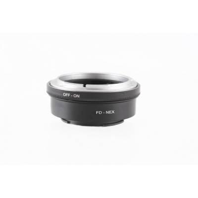Адаптер переходник Canon FD - Sony NEX E, кольцо Ulata