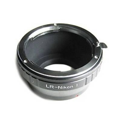 Адаптер переходник Leica R LR - Nikon 1 J1, кольцо Ulata