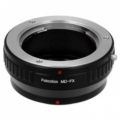 Адаптер переходник Minolta MD - Fujifilm X FX Ulata