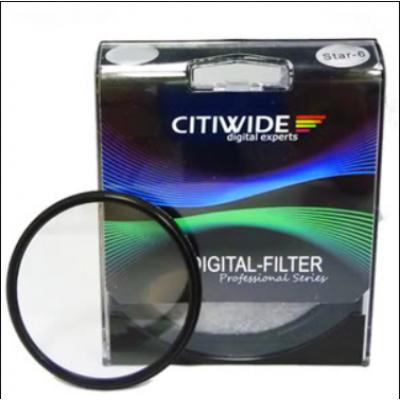 Светофильтр смягчающий 55мм Soft фильтр CITIWIDE