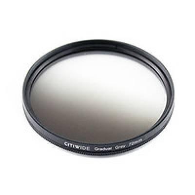 Фильтр нейтрально-серый градиент 72мм CITIWIDE