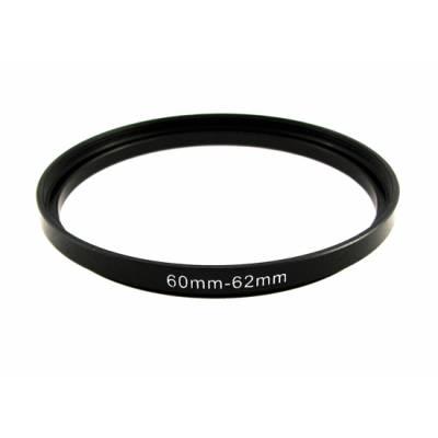 Повышающее степ кольцо 60-62мм для Canon, Nikon