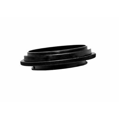 Реверсивный макро адаптер Canon EOS 52мм, кольцо