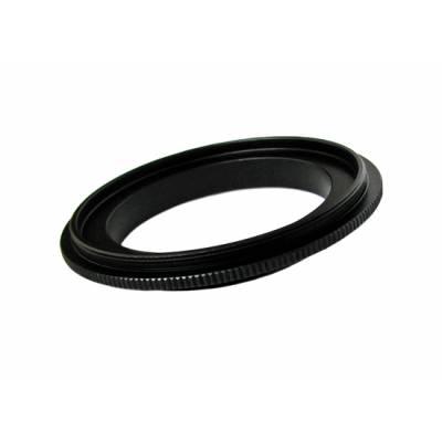 Реверсивный макро адаптер Pentax PK 55мм, кольцо