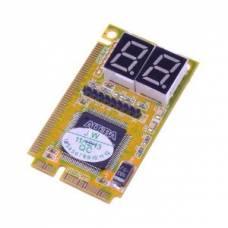 Mini PCI/PCI-E LPC POST аналізатор-тестер ноутбука