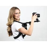 Легкий плечовий упор для камери, вільні руки