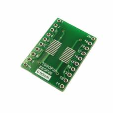 SOP20 SO20 SOIC20 - DIP20 переходник адаптер