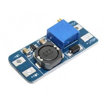 Повышающий конвертер постоянного тока MT3608