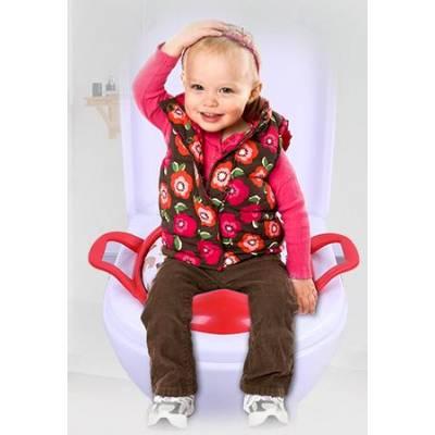 Детская мягкая водонепроницаемая насадка на унитаз