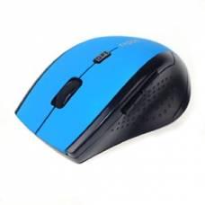 Беспроводная игровая мышь мышка Rapoo синяя