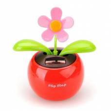 Игрушка Танцующие цветы на солнечной батарее