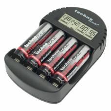 Зарядний пристрій Technoline BC250, 4-канали