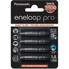 4x Аккумулятор Panasonic Eneloop AA 2500 Япония
